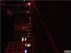 漆黑的街道