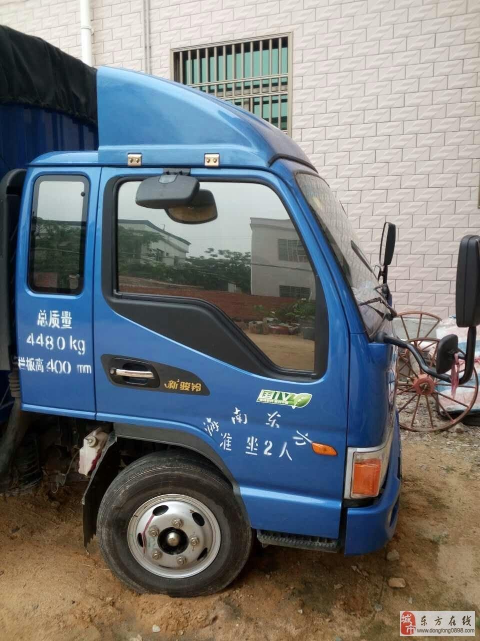 江淮栅栏式轻型货车