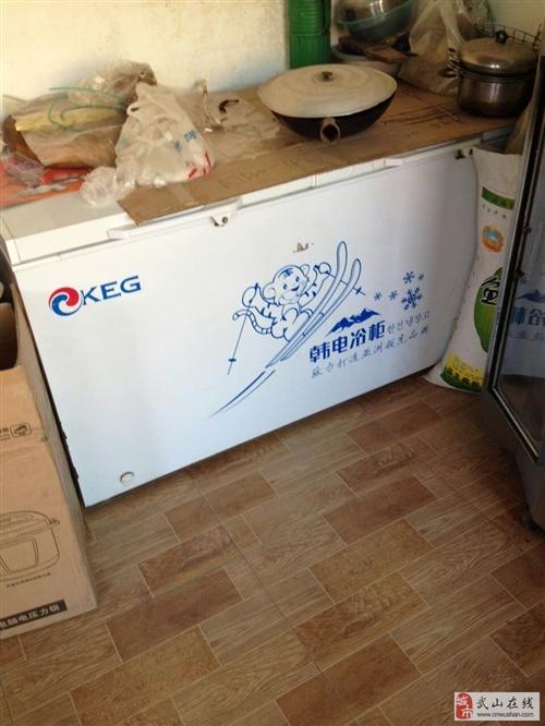 冰柜韩电的