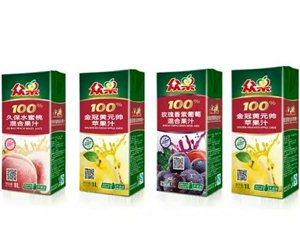 众果果汁中国健康果汁第一品牌