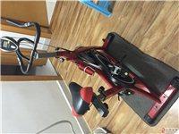 出售9成新安尔健动感单车一部
