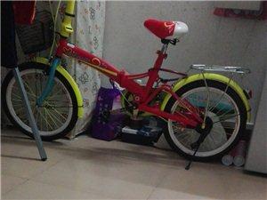 闲置的自行车