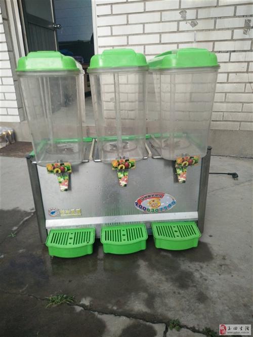 三缸飲料機出售