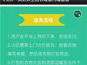 """洗衣就找""""刘太太·生活""""!"""