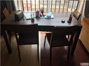 出售一桌四椅一套!全新的!