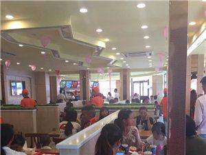 惠水首家24小時營業餐廳火爆試業中