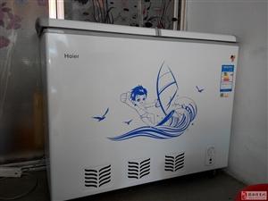 海尔冰柜出售