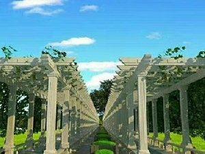 桐城欧艺园林景观工程