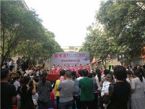 惠东小区慧童幼儿园活动