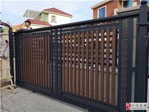 铝艺庭院大门,围栏,防盗网,阳台栏杆