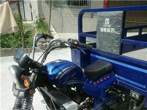 海陵正三轮摩托车低价出售