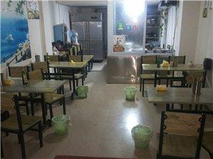 门面一年到期面馆设备转让15000元低价处理,江北新区桂林街道办事处附近