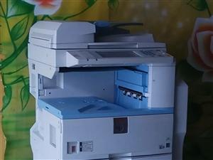 理光3510復印機,可彩色掃描A3紙,打印,雙面打印,網絡打印,復印,速度快耗材便宜,八成新,新機1...