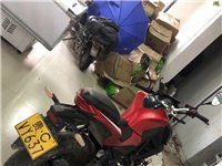 出售摩托车一辆、发动机350的、有事急需出售