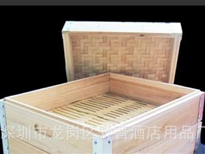 方形蒸笼 柳衫木 无气味52*42cm   30个左右  原价48元/个  使用三个月