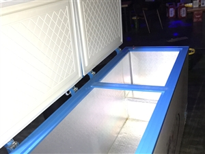 最大容量九成新冰箱