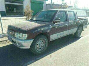 柴油皮卡车