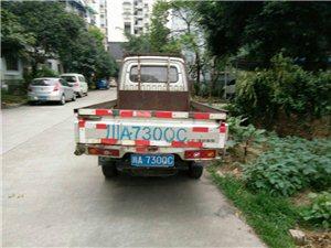 急售自用双排座货车