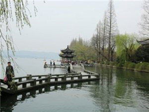 西湖群山一日徒步,感受另一个天堂