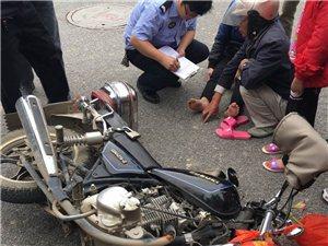 【网友爆料】:于5月1日下午15点40分左右永春汽车站发生车祸!
