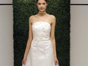 酷感Choker混搭唯美婚纱 给你不一样的新娘形象