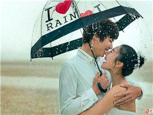 【日照简单婚纱摄影工作室】大海,沙滩,爱情从这里起航!