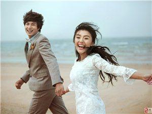 【日照简单婚纱摄影工作室】大海,爱情从这里起航!
