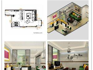 【设计推荐】客餐厅——简约主义客餐厅 G23280