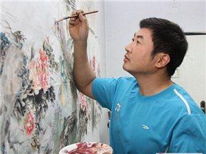 李亚南的国画作品