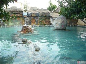 弥勒市温泉