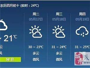 茂名气温骤降10℃,接下来是冬天还是夏天?