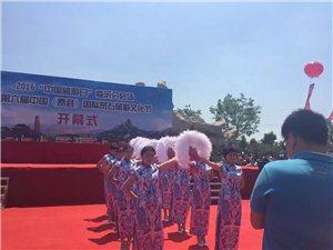 2016.5.19.参加第六届秒速飞艇奇石文化节演出