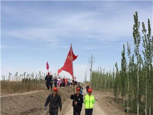 """""""喜迎文博会,低碳环保行""""活动在瓜州县雷锋精神种子志愿服务站圆满结束。"""