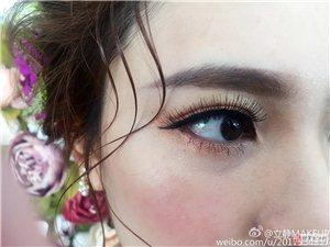 自然妆感+韩式鲜花造型,谁更钟爱这一款