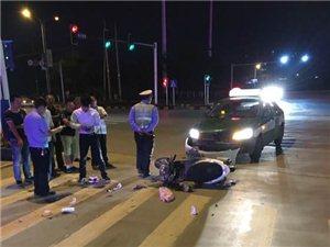昨晚天�R山�t�G�籼��l生交通事故