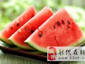 3个西瓜=1粒伟哥?8款健康水果男人要常吃