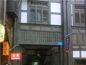 潼南区双江镇唯一特色小吃-麻辣火锅米线和油茶