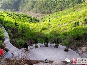 临汾云丘山的初夏好时光图