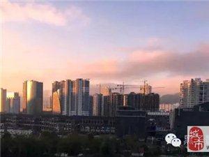 惊爆:栾川县城开启云海模式