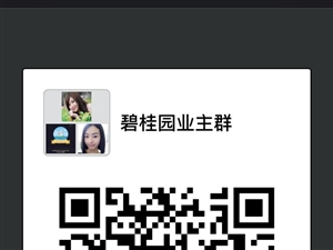 梅江碧桂园业主微信群