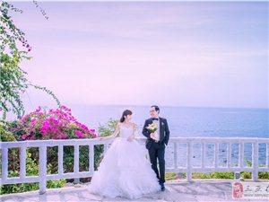 拍婚纱照的四季色彩搭配秘诀