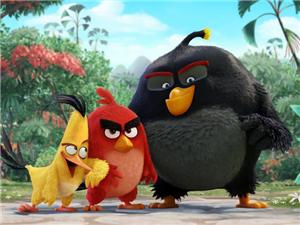 大IP玩电影 愤怒的小鸟成为儿童节的必看电影