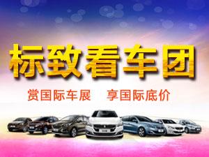 标致看车团――赏国际车展,享国际底价