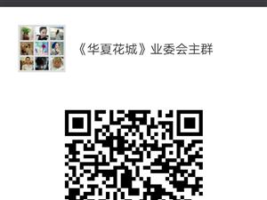 潢川华夏花城业主群与微信群