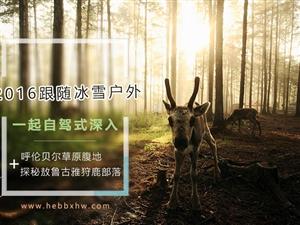 【呼伦贝尔纯玩深度游】2016自驾式深入草原腹地+探秘敖鲁古雅狩鹿部