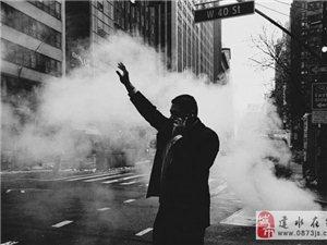 Chris Lee:雾气弥漫的纽约