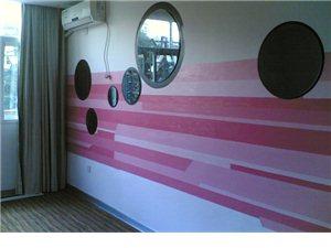 装修新宠-墙体彩绘