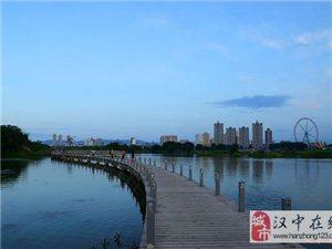 生活在汉中,真好!