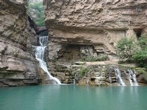林州太行大峡谷+太行漂流高端纯玩三日游