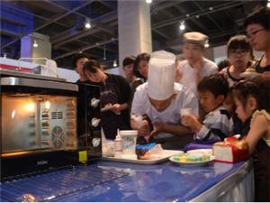 海尔发布控温最精准的台式烤箱温差为行业的1/5